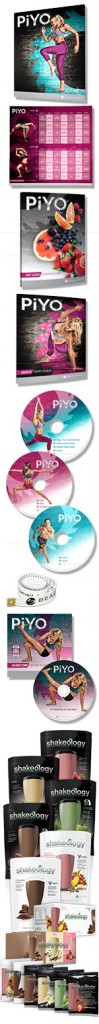 PiYo Vertical Long